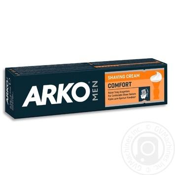 Скидка на Крем для бритья Arko Макс комфорт 65мл