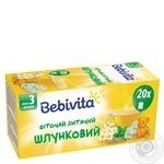 Фиточай Bebivita желудочный для детей с 3 месяцев 30г