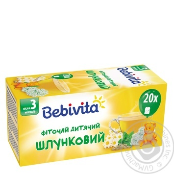 Bebivita For Stomach For Babies From 3+ Months 30g - buy, prices for Novus - image 1