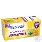 Bebivita Soothing For Babies From 3+ months Phyto Tea 30g