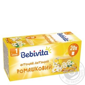 Фиточай Bebivita ромашковый для детей с 1 месяца 30г - купить, цены на Novus - фото 1