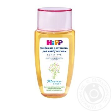 Hipp oil for expectant mothers from stretch marks 100ml - buy, prices for MegaMarket - photo 2