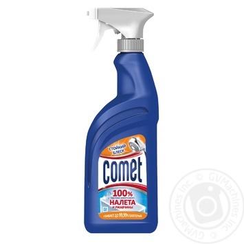 Спрей Comet 7 дней чистоты для чистки ванной комнаты 500мл - купить, цены на Восторг - фото 1