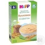 Каша HiPP безмолочная органическая Мультизлаковая 200г