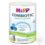 HiPP Milk formula Combiotic 1 for babies from birth 350g