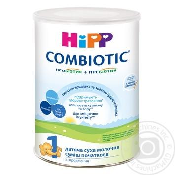 Смесь сухая молочная Hipp Combiotiс 1 начальная 350г