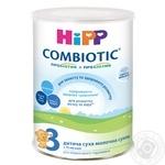 Смесь сухая молочная HiPP Combiotiс 3 с 10 месяцев 750г