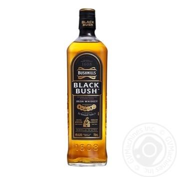 Bushmills Black Bush 8 yrs whisky 40% 0,7l