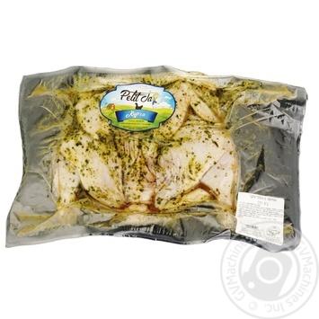 Цыпленок табака Petit Ja в маринаде