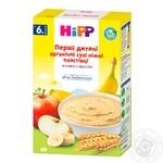 Пластівці HiPP органічні дитячі ніжні 250г