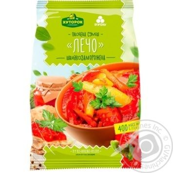 Khutorok Leco Frozen Vegetables