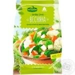 Khutorok Spring frozen mix vegetables 400g - buy, prices for Furshet - image 1