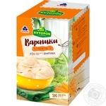 Khutorok Frozen Dumplings with Сabbage 500g