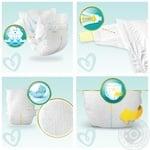 Pampers Premium Midi 3 Diapers 5-9kg 60pcs - buy, prices for Furshet - image 3
