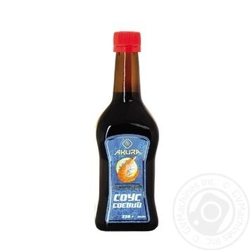 Соус соєвий Akura для морепродуктів 230г