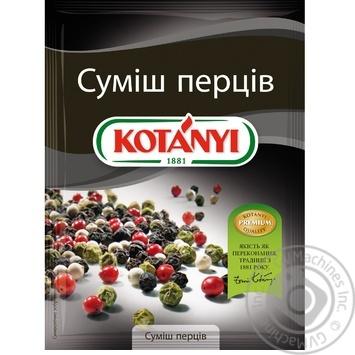 Приправа Kotanyi Суміш перців 20г - купити, ціни на Novus - фото 1
