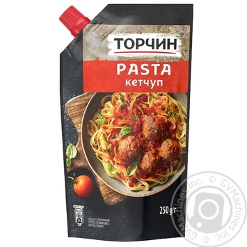 Torchin Pasta Ketchup 250g - buy, prices for Novus - image 1