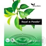 Порошок пральний Delamark Royal Powder універсальний концентрований безфосфатний 1кг - купити, ціни на CітіМаркет - фото 3