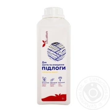 Средство для мытья пола DeLaMark с ароматом лимона 1л - купить, цены на Восторг - фото 3