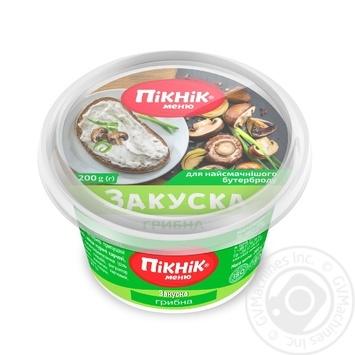 Picnic Mushroom Appetizer - buy, prices for MegaMarket - image 1