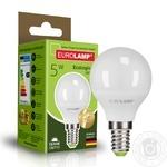 Лампа Eurolamp Eko LED серія D G45 5W E14 3000K
