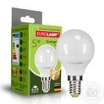 Лампа Eurolamp Eko LED серія D G45 5W E14 4000K