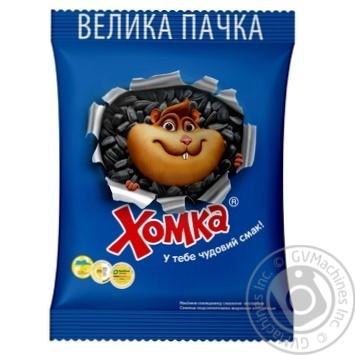 Khomka unsalted sunflower seeds 180g - buy, prices for Novus - image 1