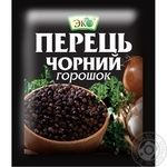 Перець Еко чорний горошок 10г - купити, ціни на Novus - фото 1