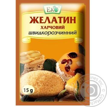 EKO Instant Food Gelatin - buy, prices for CityMarket - photo 1