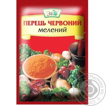 Eko Chili Red Ground Pepper - buy, prices for Novus - image 1