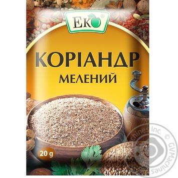 Eco Ground Coriander - buy, prices for Novus - image 1