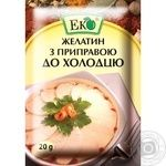 Eco Food Gelatin With Seasoning For Meat In Jelly - buy, prices for Novus - image 1