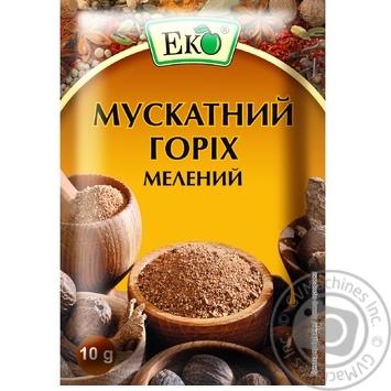 Eco Ground Nutmeg - buy, prices for MegaMarket - image 1