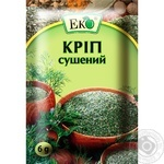 Eko dried dill spices 6g - buy, prices for Novus - image 1