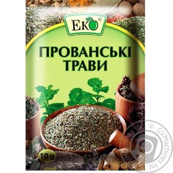 Приправа Еко Прованські трави 10г - купити, ціни на Novus - фото 1