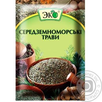 Eko Mediterranean Herbs Spices - buy, prices for Novus - image 1