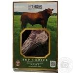 Стейк T-Bone яловичий на кістці витриманий