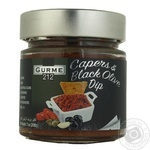 Соус Gurme 212 каперс та чорні оливки 200г