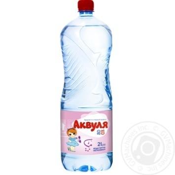 Вода Аквуля негазована 2000мл - купити, ціни на Novus - фото 1