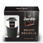 Набор кофе молотый Jardin 250г + термочашка