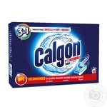 Calgon tool for washing machines water softener of 30 tablets