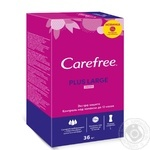Carefree Plus Large Fresh Women's Daily Pads 36pcs
