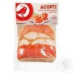 Auchan Fish assorted cold smoked first grade 180g