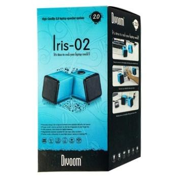 Колонки Divoom Iris-02 мини - купить, цены на Ашан - фото 1