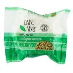 Tasty Style Buckwheat Crispbreads with Hemp Seeds 4pcs 30g