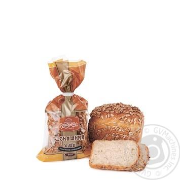 Хлеб Румянец Солнечный с семенами подсолнечника 400г