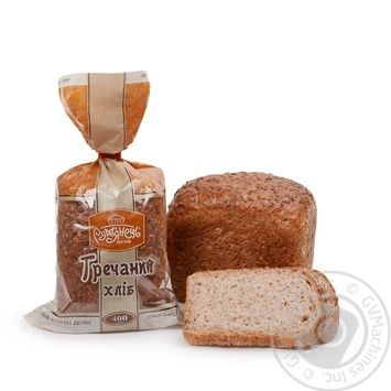 Хлеб Румянец гречневый 400г