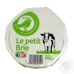 Сир Ашан Le petit Brie 60% 500г