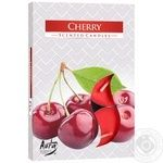 Candle Bispol cherry