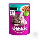 Whiskas Rabbit In Sauce For Cats Food